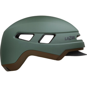 Lazer Cruizer MT Helmet, matte dark green